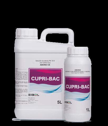 CUPRI-BAC. Solución biológica que mejora la resistencia de los cultivos
