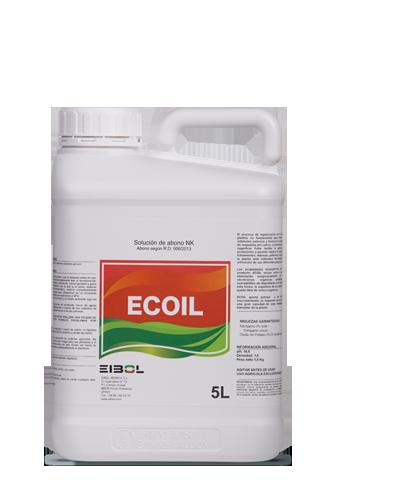 ECOIL. Reactivador biológico de la superficie foliar