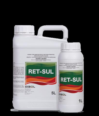 RET SUL. Bioestimulante para la agricultura
